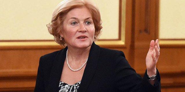 Голодец призвала повысить пенсии до 25 тысяч рублей