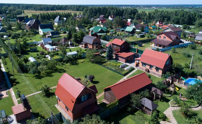 Домики в деревне подскочили в цене сразу на треть