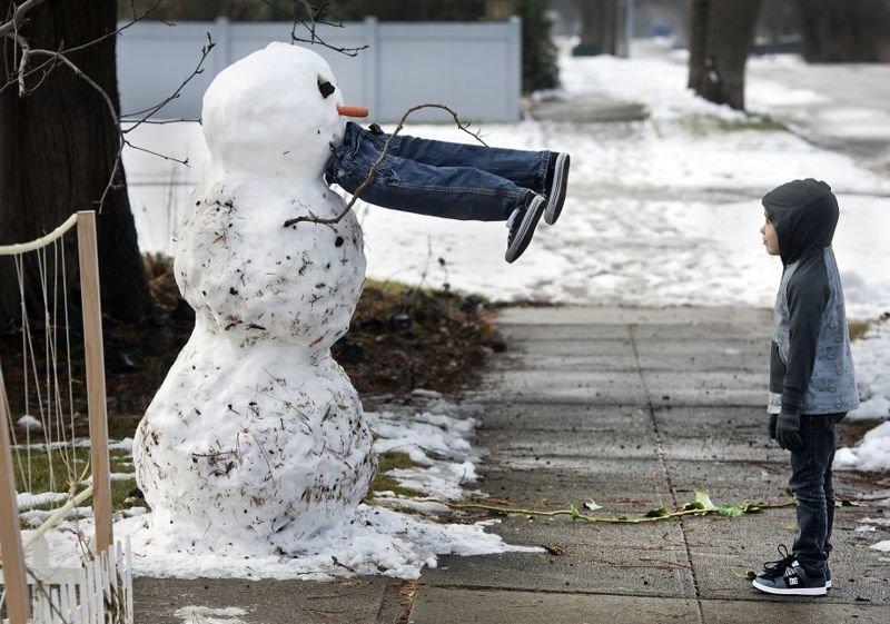 является снеговик смешные фото финского солдата, капитана