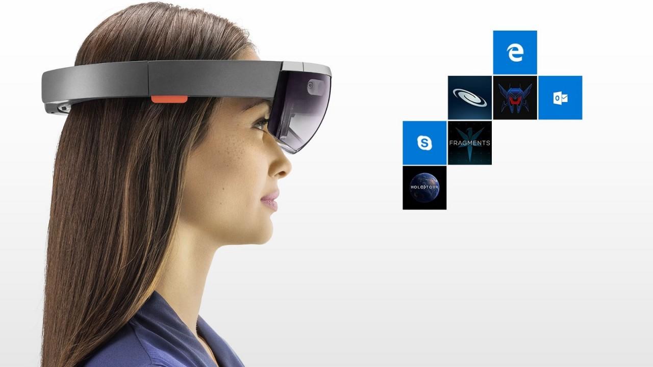 VR-очки от Microsoft HoloLens 2 получат чип Snapdragon 850