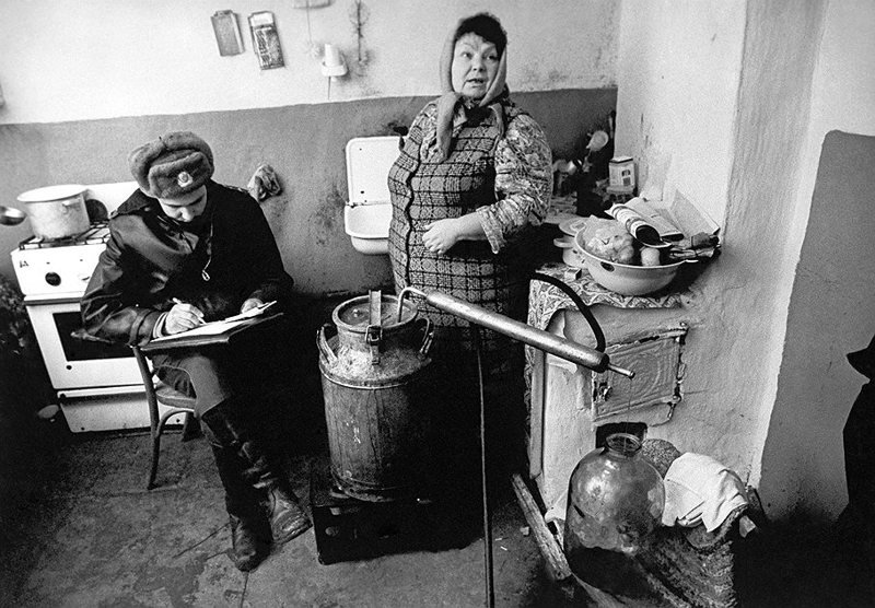 Из чего в СССР гнали самогон?