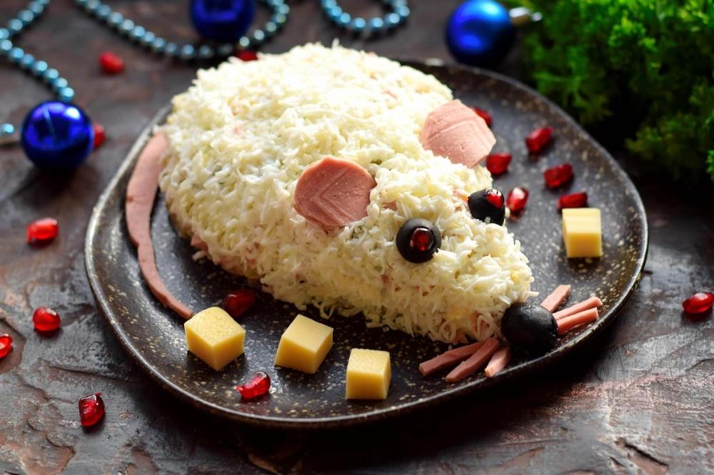блюда на новый год рецепт с фото храмов, поражающих