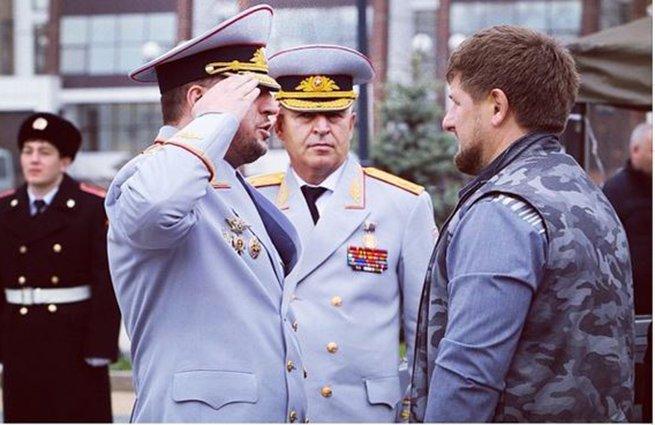 Рамзан Кадыров: Любого, кто …