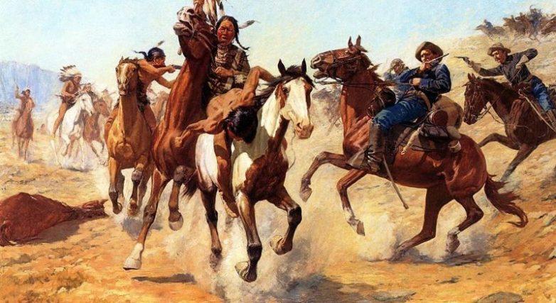 Война цивилизаций: главные битвы племён Великих равнин против белых