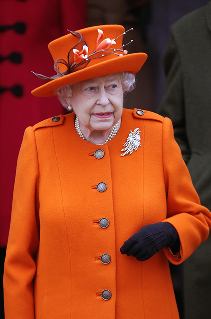 5 секретов шляп королевы Елизаветы II Монархии