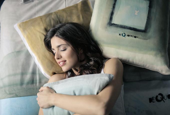 Медитация перед сном может и…