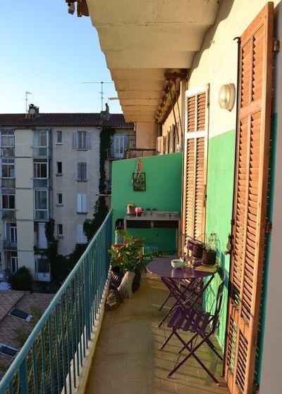 Средиземноморский Балкон и лоджия Méditerranéen Terrasse Et Balcon