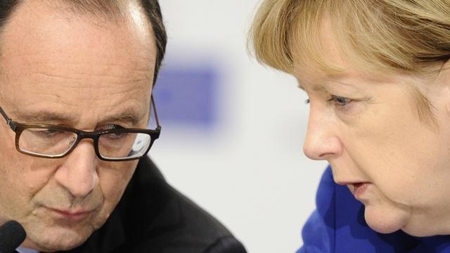 Bild: Меркель и Олланд едут в Москву - значит, Путин уже победил
