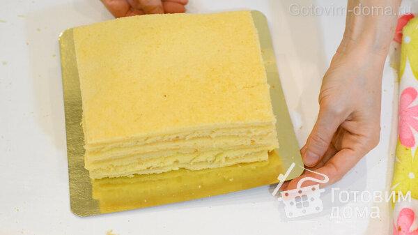 Торт Молочная Девочка фото к рецепту 8