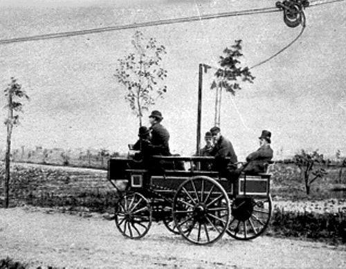 Как жили люди 100 лет назад. Фотографии.