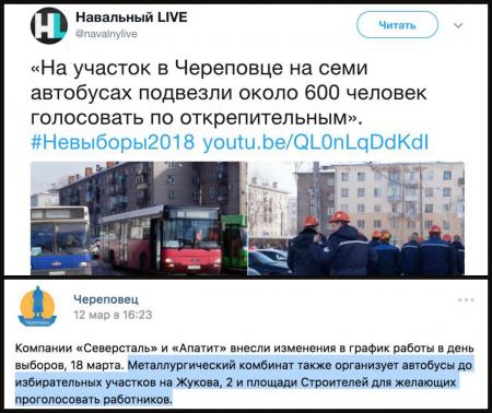 Выборы сорвать не удалось: все провокации Навального были раскрыты