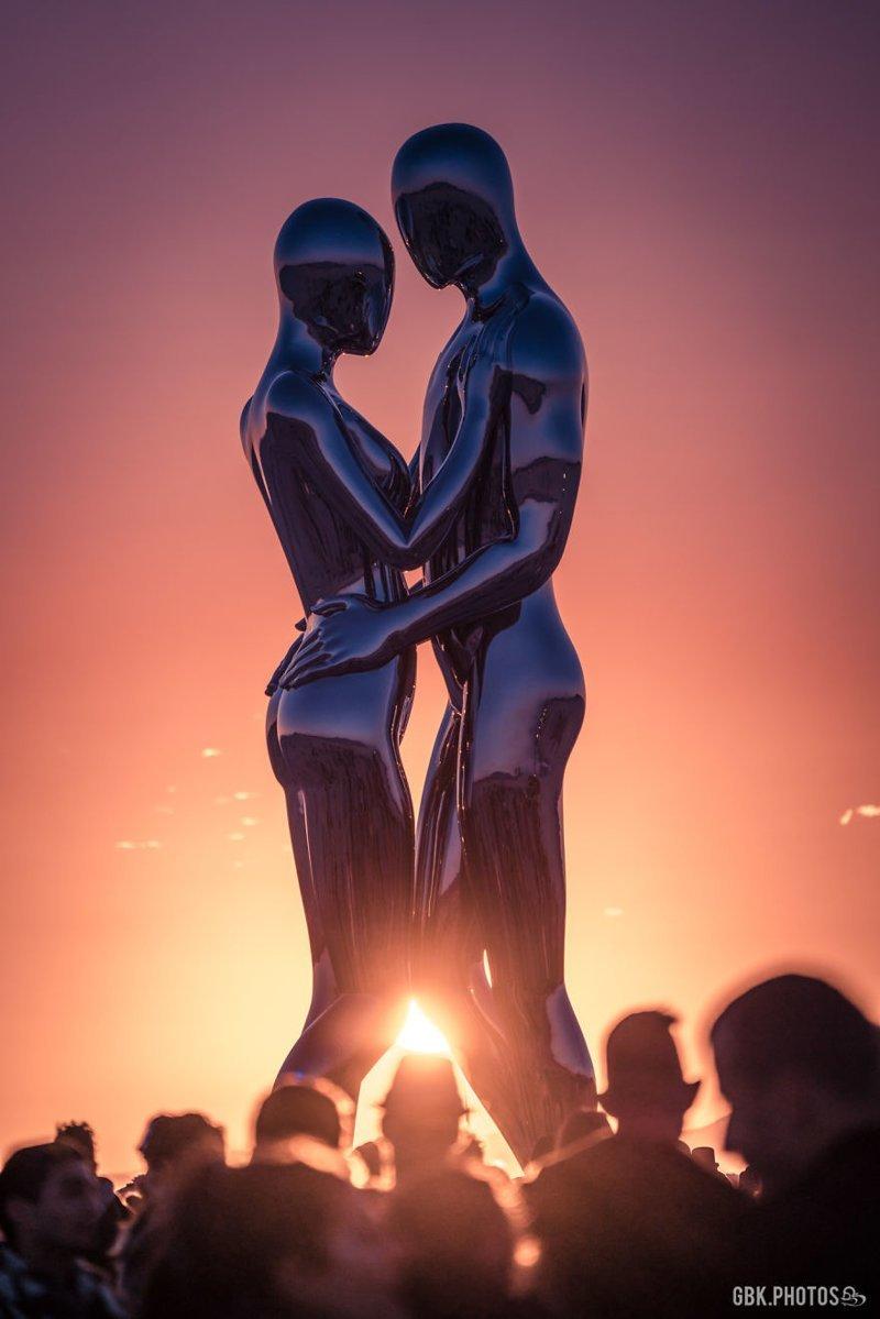 Потрясающие виды Burning Man 2018 в объективе французского фотографа