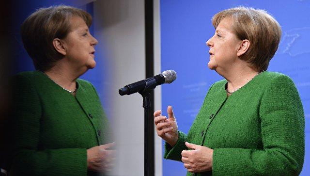 Меркель после угроз главы МВ…