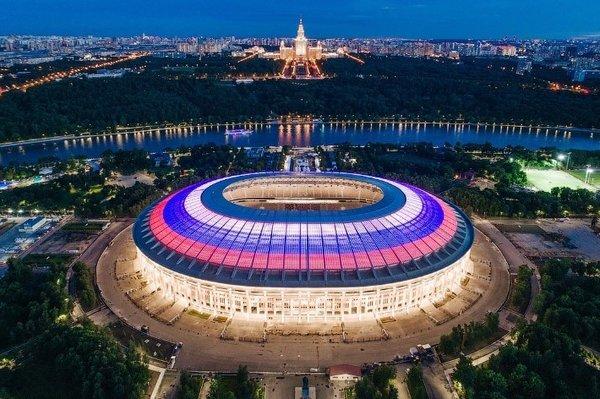 «Удивительные стадионы и рус…