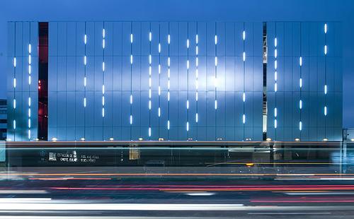 Семь самых необычных пожарных станций мира архитектура