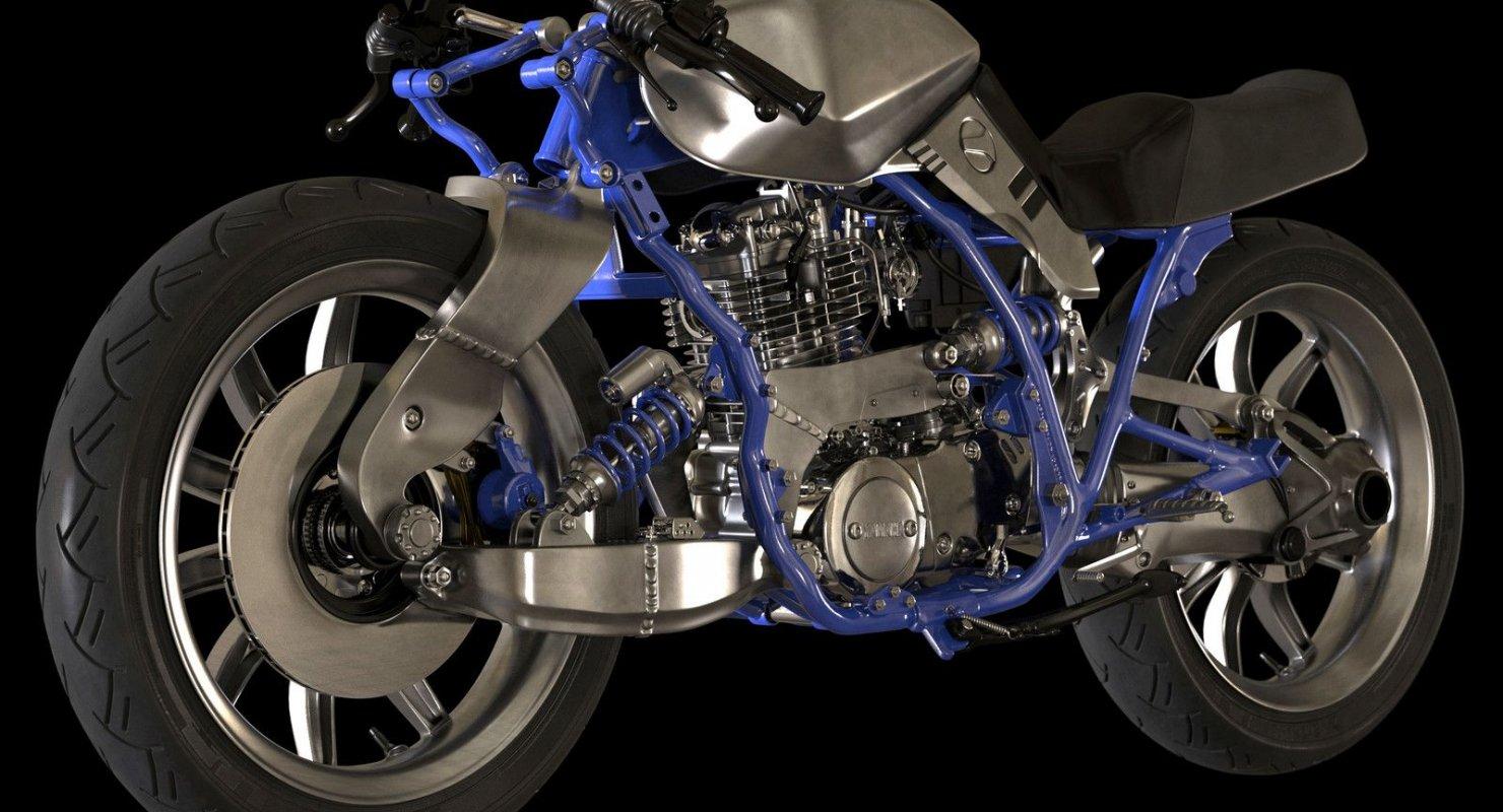 Невероятные концепты мотоциклов от Лиен Ин-Тэ Автомобили