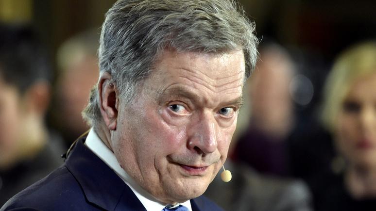 Bloomberg: президент Финляндии поздравил Путина с избранием дважды