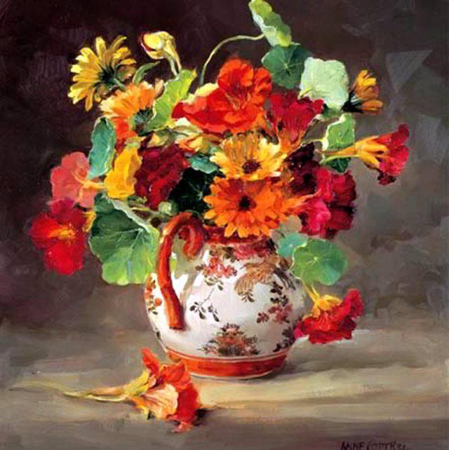 И у цветов есть душа... очаровательнейшие букеты Анны Коттерилл