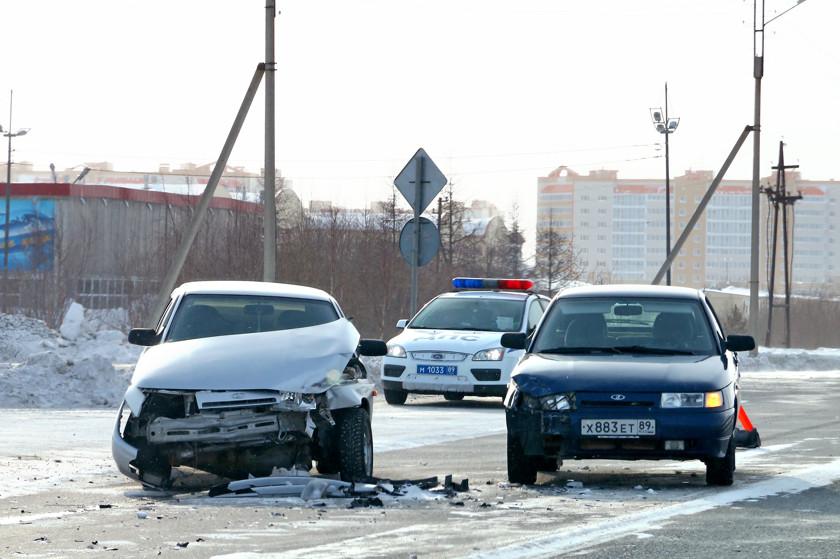 Почему в России много аварий и где вероятность попасть в аварию