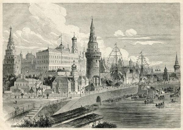 Что находится под Московским Кремлём?