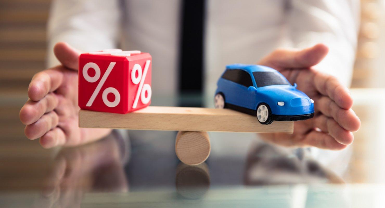 Более 65% россиян для покупки автомобиля оформляют кредит Автомобили