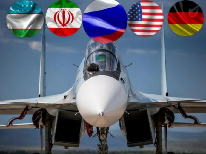 В Германии обеспокоенны стоимостью Су-57, США предупредили Иран о военной операции и планы Узбекистана закупить в кредит Су-30