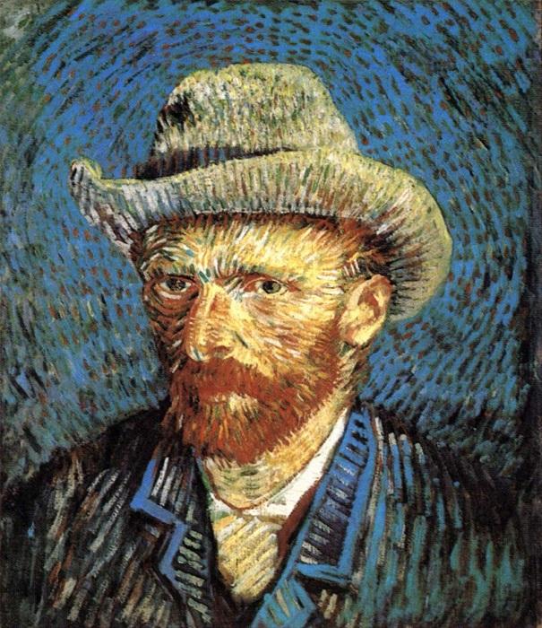 Винсент Ван Гог и его музы