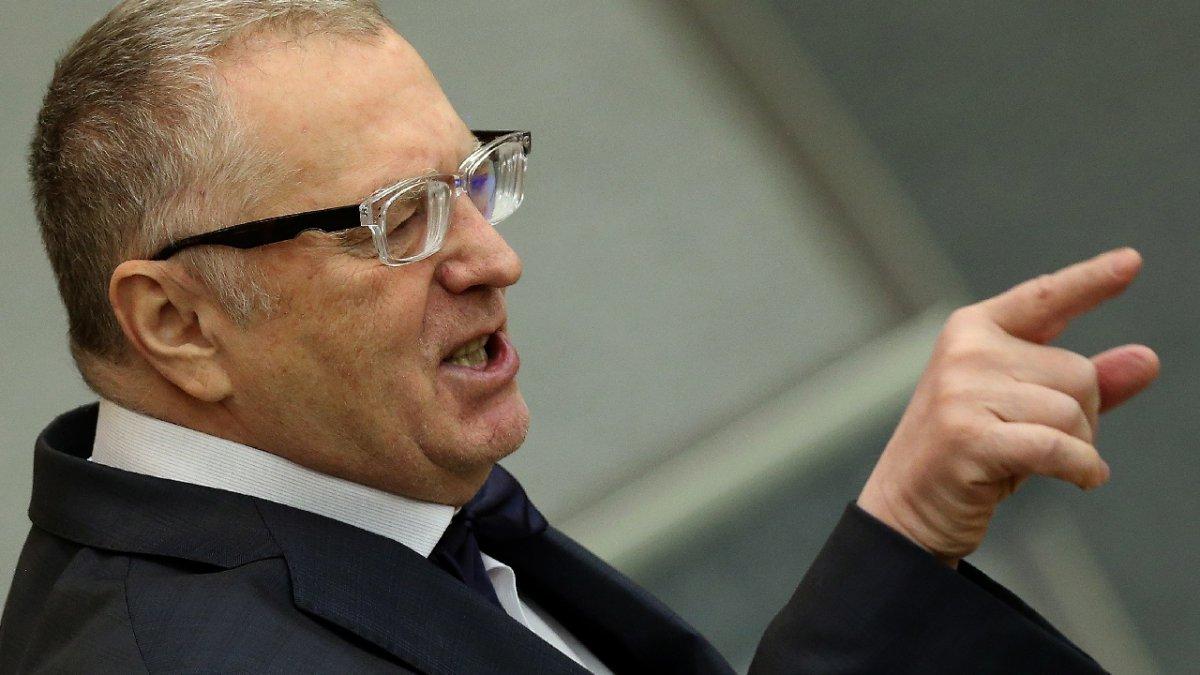 Жириновский хочет переименовать должность президента