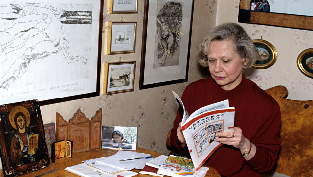 Внучка Никиты Хрущева погибл…