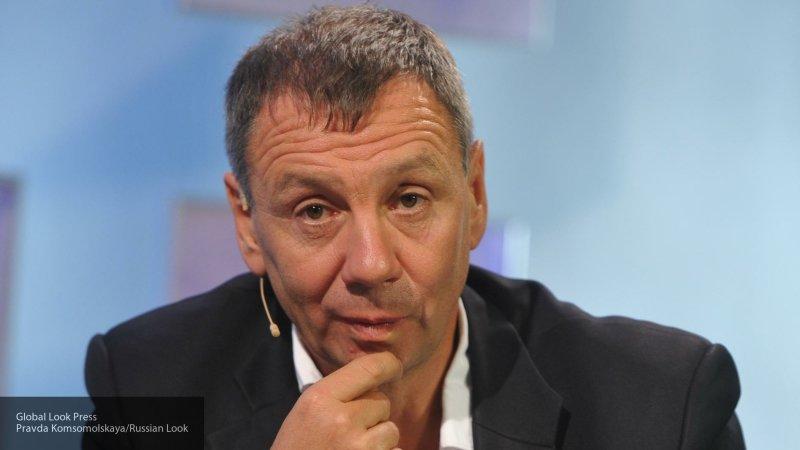 Политолог Марков считает, что главной целью США является госпереворот в России