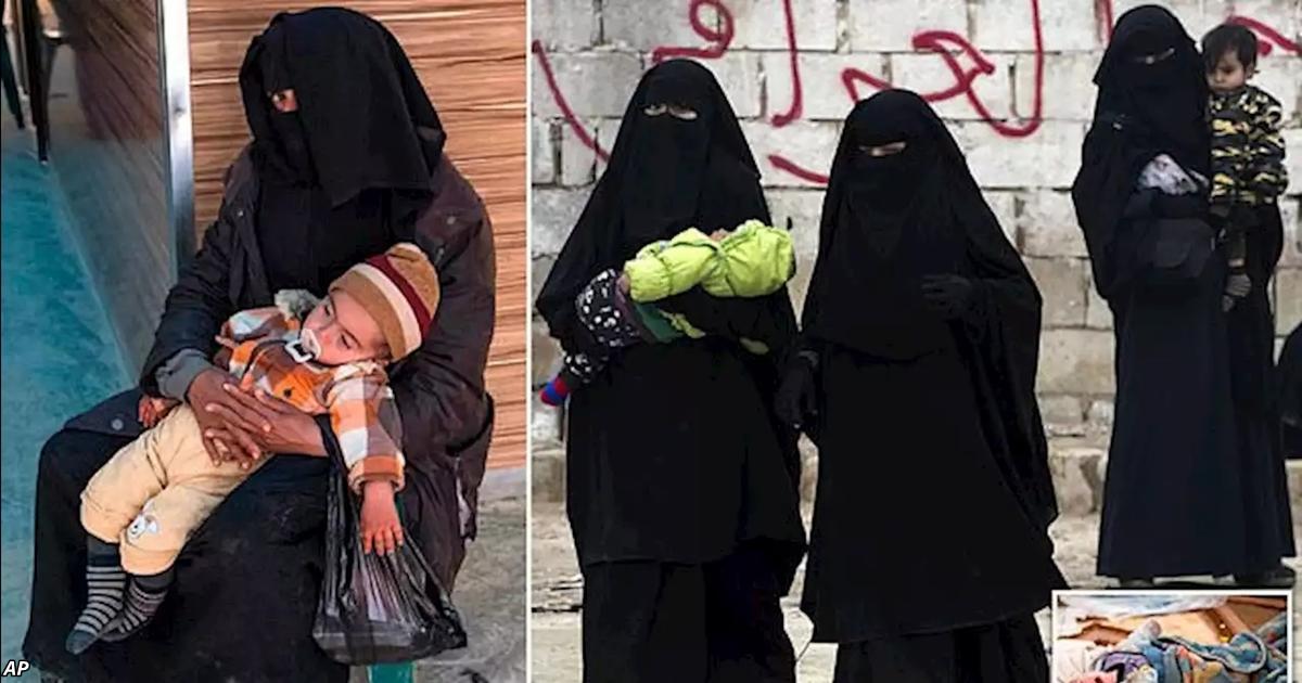 Невесты ИГИЛ из Канады, США и Европы просят вернуть их домой. Вот их истории