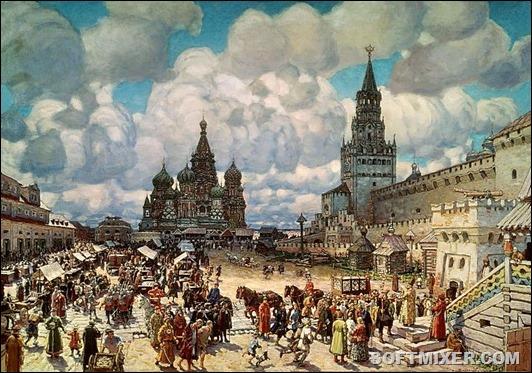 Петр Петрей о нравах московитов начала XVII века