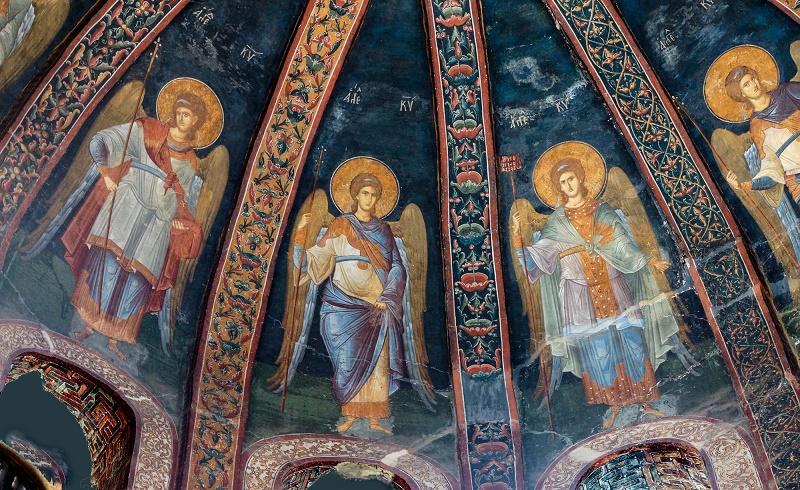 архангелы ангелы