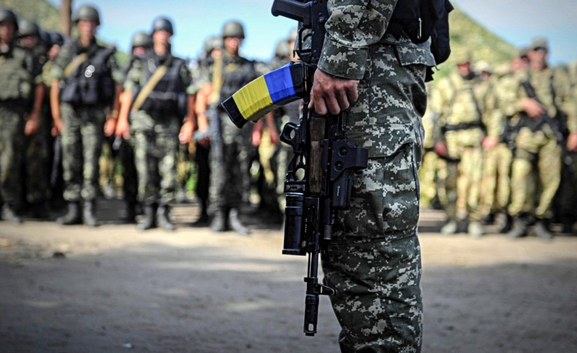 Перемирие в Донбассе снова нарушено украинскими военными
