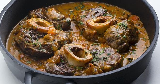 Оссобуко - рецепт восхитительно вкусного итальянского блюда