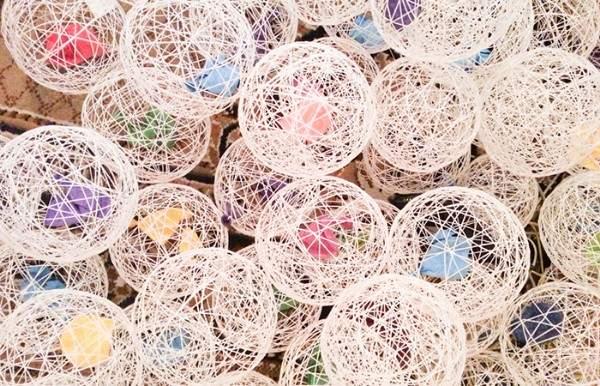 Идеи для дома своими руками из подручных материалов - ниток