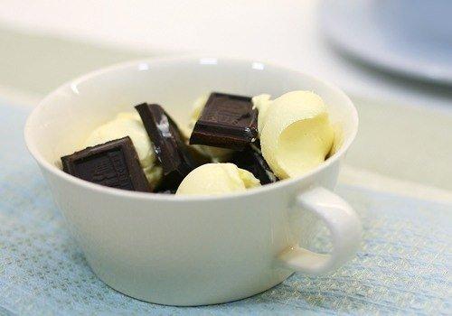 """Пирожное """"Тающий шоколад"""""""