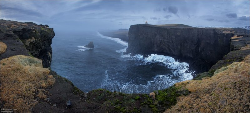 В Исландии зимой есть только одна дорога — №1. Это кольцевая дорога вокруг острова. Всё. Все остальные дороги закрыты. Правда, говорят, их и так-то не очень много. исландия, красота, пейзаж, природа, путешествия, фото, фотограф, фотографии