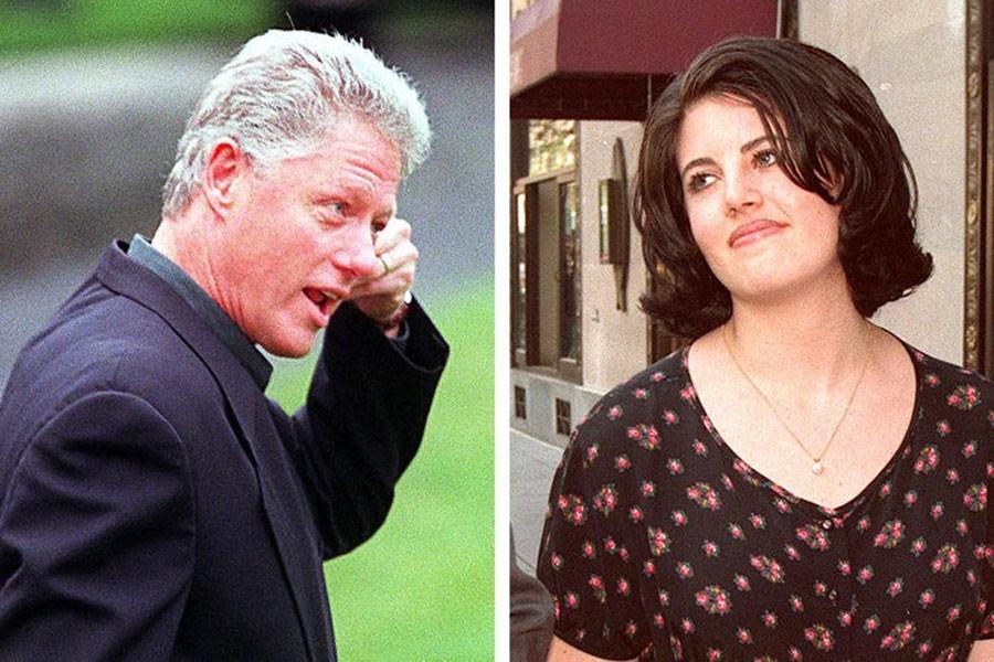 Помните тот жуткий скандал с Моникой Левински ? А знаете, что с ней сейчас?