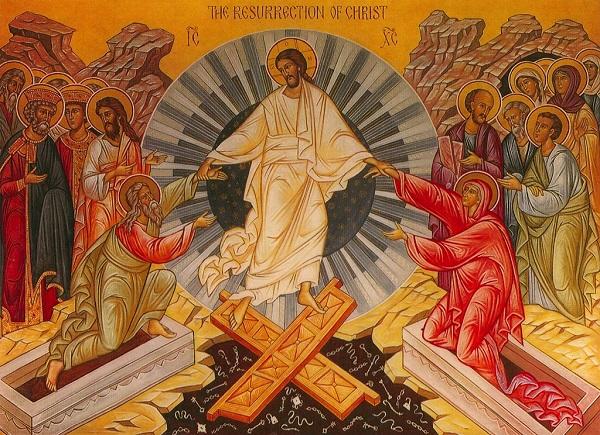 СВЕТЛОЕ ХРИСТОВО ВОСКРЕСЕНИЕ!!! С ПАСХОЙ ВАС МОИ ДОРОГИЕ ДРУЗЬЯ!!!