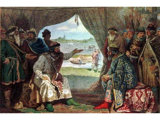 Битва при Сальнице: прародительница всех побед русского оружия история