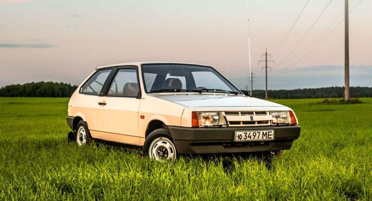 LADA Samara — какой был советский автомобиль для заграничных автомобилистов Тюнинг