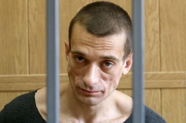 Euronews: Павленский рассказал, что издевательства французских надзирателей «Бутырке» и не снились