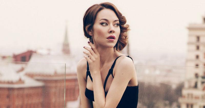 Российского модельера Ульяну Сергеенко обвинила в расизме Наоми Кэмпбелл