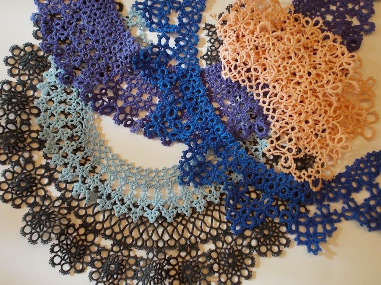Фриволите — уникальная техника плетения кружева, проверенная временем