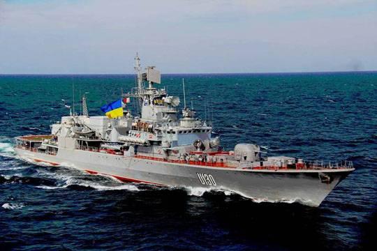 Кусая собственный флот: украинские корабли спишут в утиль