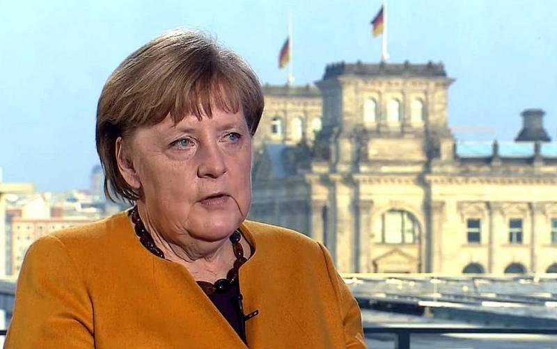 Меркель назвала соглашение с США по газовой нитке «хорошим для Украины» Новости