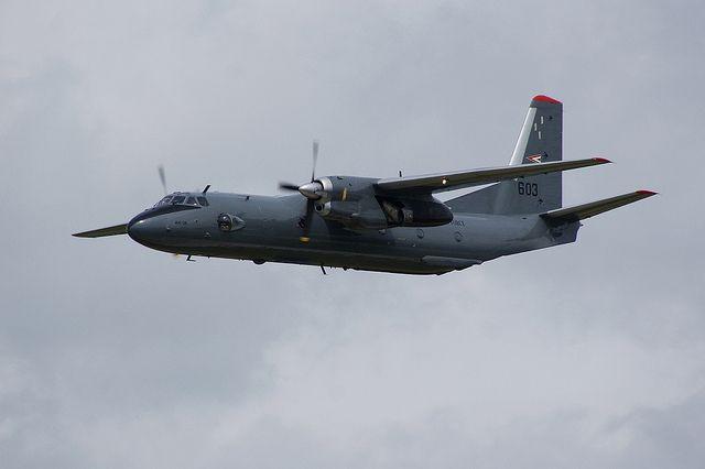 Во время жесткой посадки Ан-26 под Саратовом погиб военнослужащий