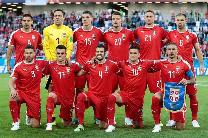 Футбольный союз Сербии подаст в ФИФА жалобу на судейство в матче со сборной Швейцарии