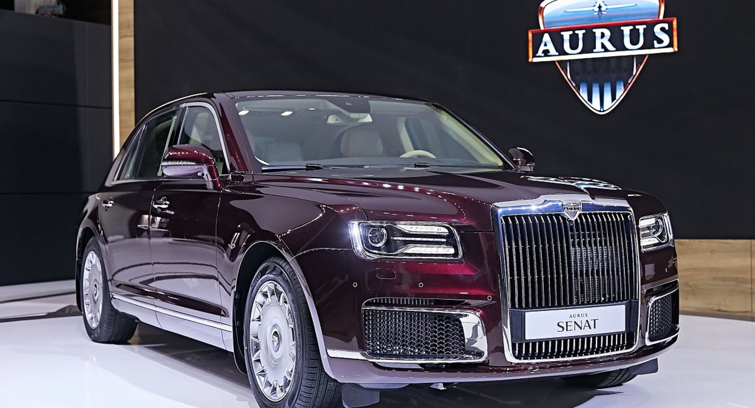 Стоимость обслуживания автомобилей Aurus оказалась сопоставимой с Rolls-Royce Автомобили